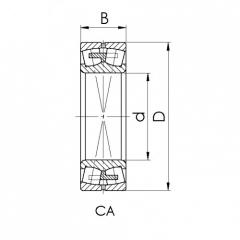 Bearing 22316-MBW33.CRF-I
