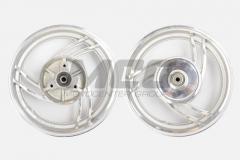 Wheel disk 2,15 * 10 before, light-alloy wheel TA