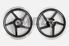 Wheel disk 2,50 * 12 before, the Disk light-alloy