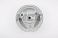 Wheel disk 2,50 * 8th back, metal 2T TB50, Suzuki