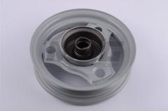 Wheel disk 2,50 * 8 before, metal 2T TB50, Suzuki