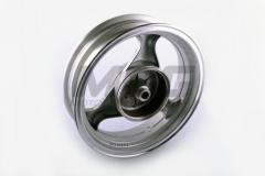 Wheel disk 3,50 * 13th back, drum of light-alloy,