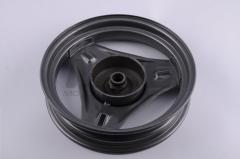 Suzuki AD50 wheel disk back, drum metal, 18 slits