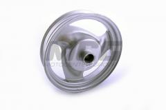 Wheel disk of Yamaha Jog 50 before, TA metal