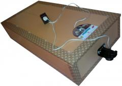 Инкубатор автоматический цифоровой бытовой