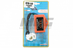 Switch tuning 4T GY6 50 red Chenha