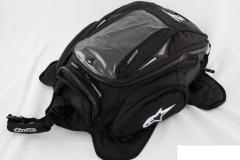 Wardrobe trunk of Alpinestars Tech Aero Tank Bag