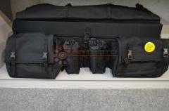 Wardrobe trunk for the ATV Back SW 1010 black
