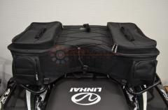 Wardrobe trunk on the ATV textile SW-1020 Black