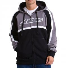 Alpinestars MX1 Fleece Black jacke