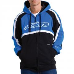 Alpinestars MX1 Fleece Blue jacke