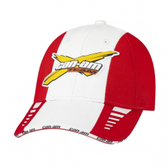 Мото кепка Can-Am Team Cap Red