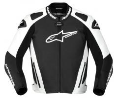 Alpinestars GP-Pro White/Black motor-jacke