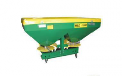 Spreader of the MVU-1000 (1200) fertilizers