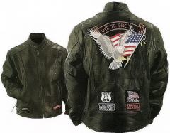 AmeriCan Eagle motor-jacke