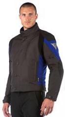 Dainese G motor-jacket. New Panama D-Dry Blue