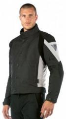 Dainese G motor-jacket. New Panama D-Dry gray
