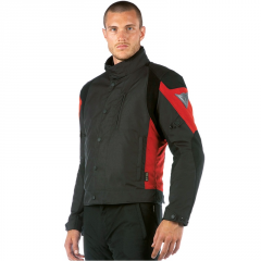 Dainese G motor-jacket. New Panama D-Dry Red