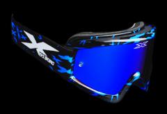Motor-points of EKS-Brand Gox SCatter Black/Blue