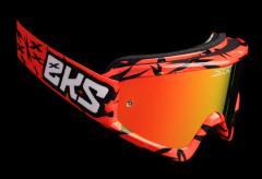 Motor-points of EKS-Brand Gox SCatter Red/Black