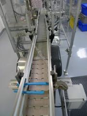 Conveyor systems. Conveyors. Pneumatic conveyor