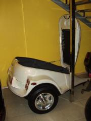 Motor-tourist trailer
