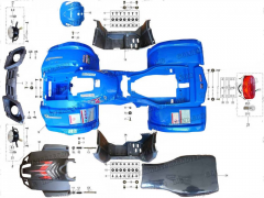 Plastic Element of the Body Sport Energy Hunter