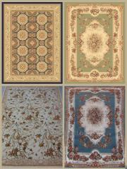 Carpets made of wool