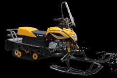 Dingo T125 snowmobile