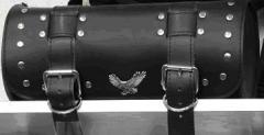 Bag on Eagle Wheel
