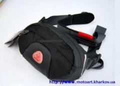 Handbag on Dainese bel