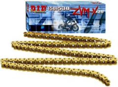 Chain and star of DID 50 530 ZVM-X G&G -