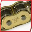 Chain and star of EK 525ZVX3 GG - 110=525ZVX2 GG -