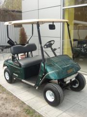 Electric vehicle Golf car