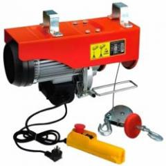 Electric telpher of FORTE FPA 500