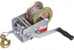 Winch manual MIOL 80-460