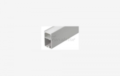 Profile with the SL-LINE-3667-2500 ANOD+OPAL