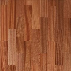Three wooden boards Serifoglu Sapeli Suite oil