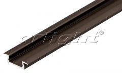 MIC-F-2000 ANOD Brown Light aluminum Shape Article