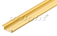 MIC-F-2000 ANOD Gold Light aluminum Shape Article