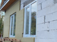 Heaters of walls, wall materials for thermal