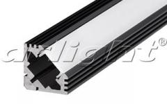 PDS45-T-2000 ANOD Black aluminum Shape Article