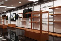 Мебель торговая для автосалонов