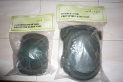 Tactical knee pads, elbow pads