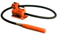 Immersion vibrator
