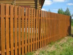 Shtaketniki wooden