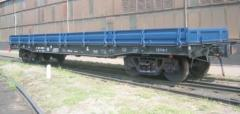 Car platform model 13-4012-11, universal with the