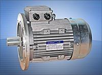 Electric motors in assortmen
