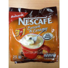 3 in 1 Nescafe Brown Sugar coffee of 16 g