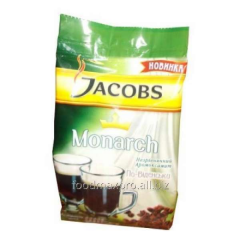 Ground coffee Jacobs Monarch in a Vienna way 75 g